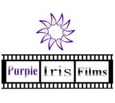 Purple Iris Films Logo - Entry #26