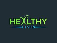 Healthy Livin Logo - Entry #293