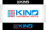 Kind LED Grow Lights Logo - Entry #42