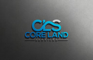 CLS Core Land Services Logo - Entry #45