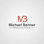 Michael Benner, Real Estate Broker Logo - Entry #150