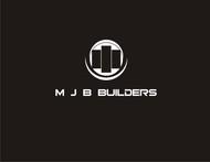 MJB BUILDERS Logo - Entry #106