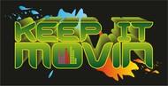 Keep It Movin Logo - Entry #452