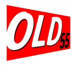 """""""OLD 55"""" - mid-century vintage furniture and wares store Logo - Entry #117"""