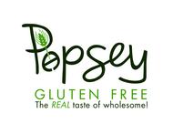 gluten free popsey  Logo - Entry #144