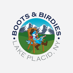 Boots and Birdies Logo - Entry #47