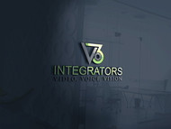 V3 Integrators Logo - Entry #121