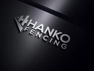 Hanko Fencing Logo - Entry #48