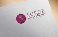 SURGE dance experience Logo - Entry #40