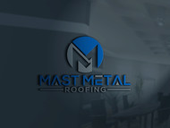 Mast Metal Roofing Logo - Entry #30