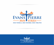 Evans Pierre Ministries  Logo - Entry #19