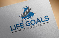 Life Goals Financial Logo - Entry #177