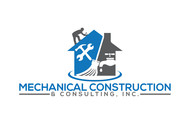 Mechanical Construction & Consulting, Inc. Logo - Entry #49