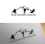 Peak Vantage Wealth Logo - Entry #93