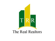 The Real Realtors Logo - Entry #8