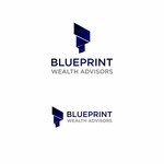Blueprint Wealth Advisors Logo - Entry #80