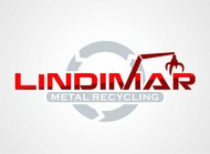 Lindimar Metal Recycling Logo - Entry #298