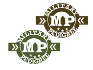 Military Pedigree Logo - Entry #148