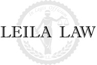 Leila Law Logo - Entry #45