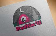 Ruffin'It Logo - Entry #219