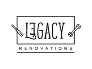 LEGACY RENOVATIONS Logo - Entry #199
