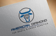 American Diamond Cattle Ranchers Logo - Entry #139