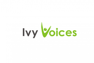 Logo for Ivy Voices - Entry #105