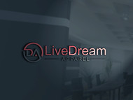 LiveDream Apparel Logo - Entry #225