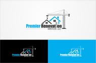 Premier Renovation Services LLC Logo - Entry #30