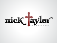 Nick Taylor Photography Logo - Entry #73