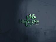 Healthy Livin Logo - Entry #465