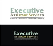 Executive Assistant Services Logo - Entry #77