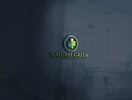 Natural Green Cannabis Logo - Entry #95