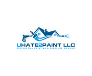 uHate2Paint LLC Logo - Entry #151