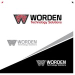 Worden Technology Solutions Logo - Entry #37