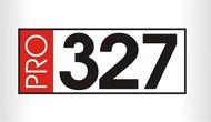 PRO 327 Logo - Entry #141