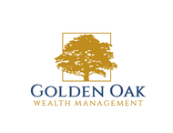 Golden Oak Wealth Management Logo - Entry #188