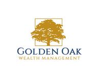 Golden Oak Wealth Management Logo - Entry #188