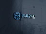 CMW Building Maintenance Logo - Entry #409