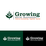 Growing Better Businesses Logo - Entry #99