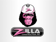 Zilla Construction, Inc Logo - Entry #71