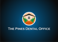 The Pines Dental Office Logo - Entry #1