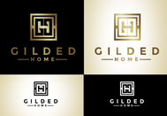 GILDED HOME Logo - Entry #87