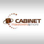Cabinet Makeovers & More Logo - Entry #199