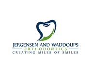 Jergensen and Waddoups Orthodontics Logo - Entry #57