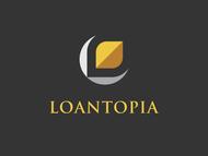 Loantopia Logo - Entry #77
