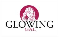 Glowing Gal Logo - Entry #12