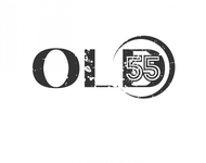 """""""OLD 55"""" - mid-century vintage furniture and wares store Logo - Entry #80"""