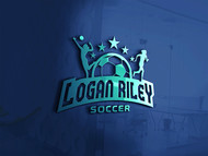 Logan Riley Soccer Logo - Entry #31