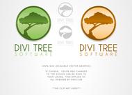 Divi Tree Software Logo - Entry #3